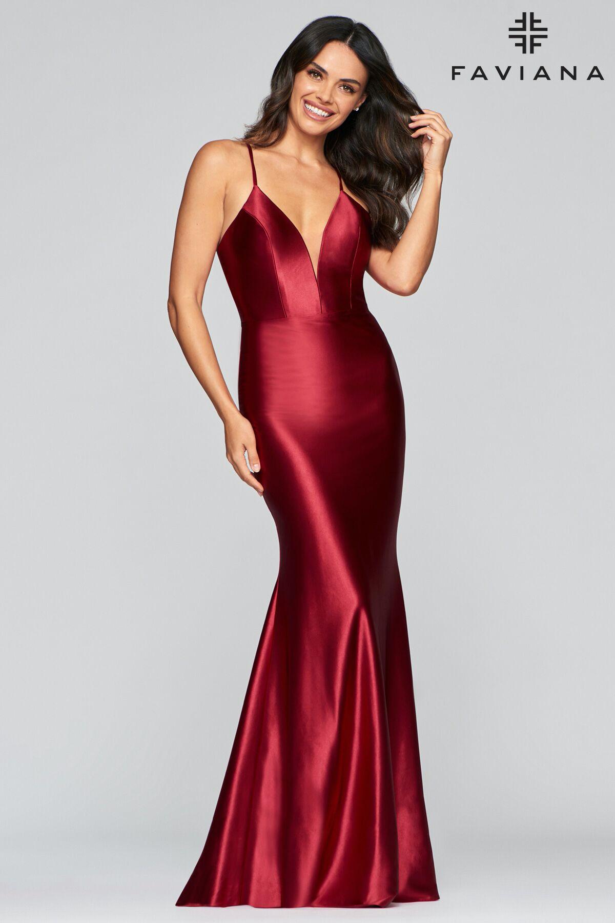 Faviana S 10409 Faviana Dresses Dresses Glamour Dress [ 1800 x 1200 Pixel ]