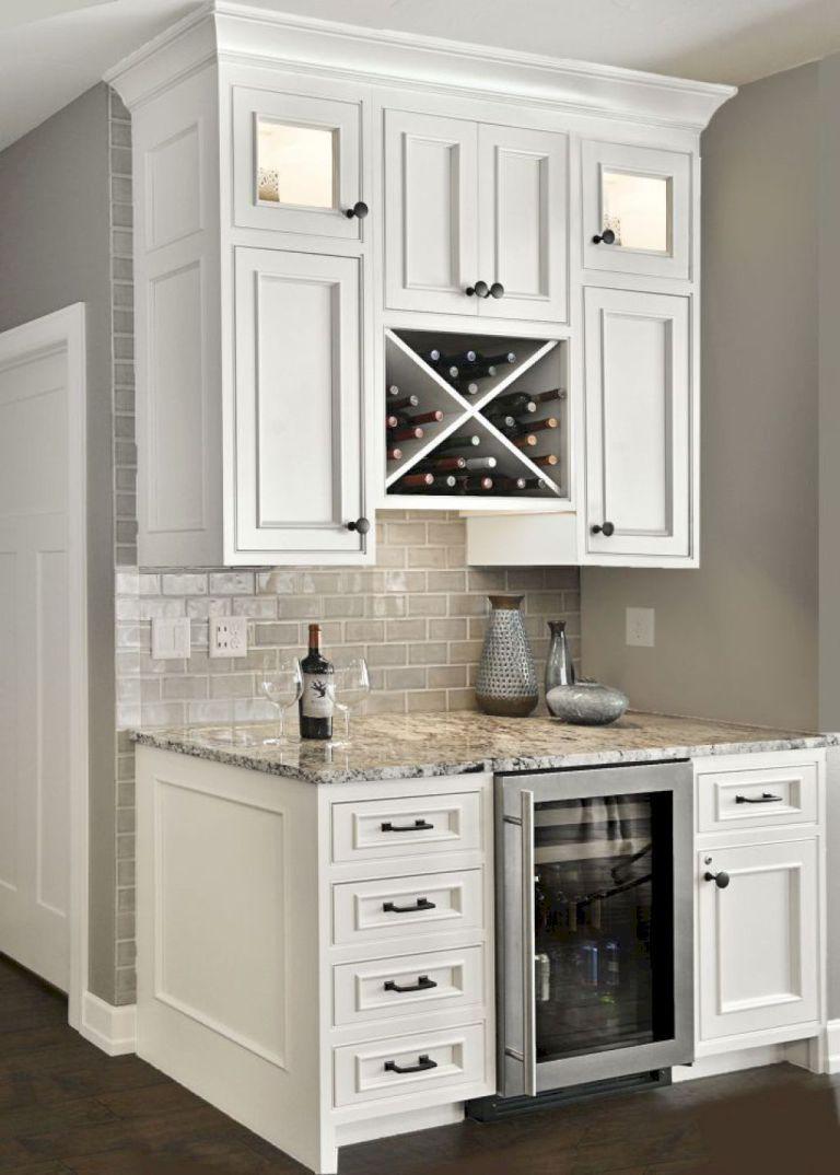 amazing white kitchen cabinet design ideas in kitchen