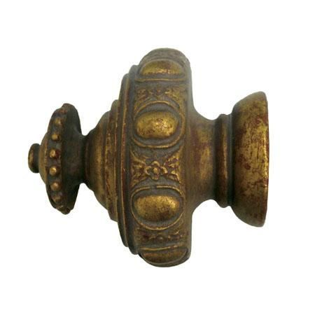 House Parts Sussex Finial For 2 Inch Drapery Poles Drapery Rods
