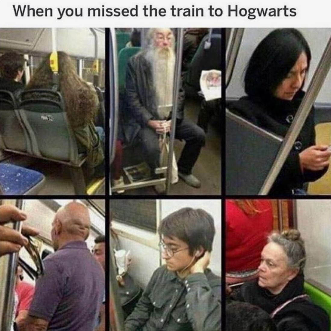 When People Miss The Train To Hogwarts You May See Them It S Like Hermione Will Never Funny Harry Potter Jokes Harry Potter Jokes Harry Potter Memes Hilarious