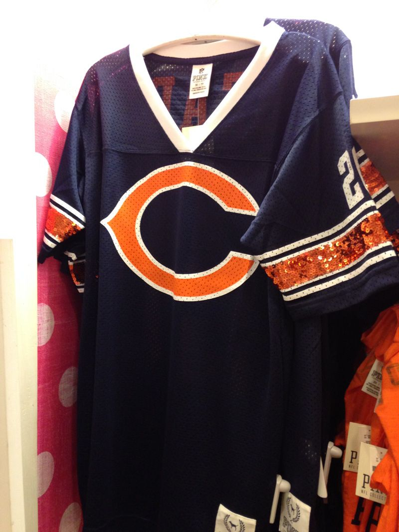 785ab3c6 Get your #Chicago #Bears gear now at Pink by Victoria's Secret ...
