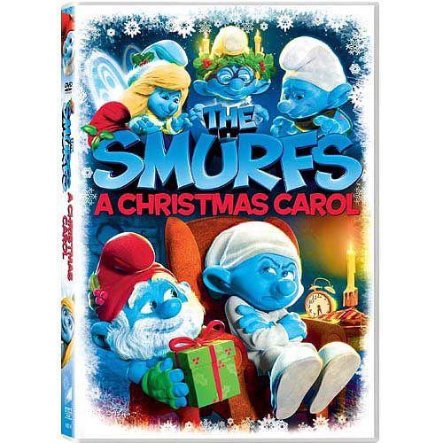 The Smurfs: A Christmas Carol (Widescreen): Movies : Walmart.com ...