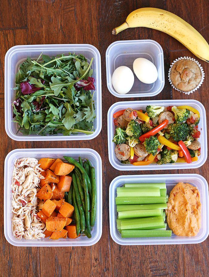My Weekly Meal Prep Routine Healthy Eating Meal Prep
