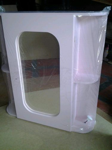 gabinetes para bao con espejo