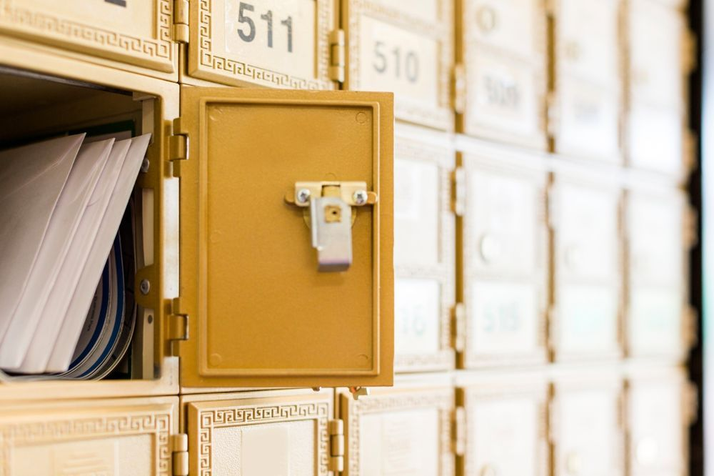 Details about Rent U.S Mailbox Address For eBay Shopping