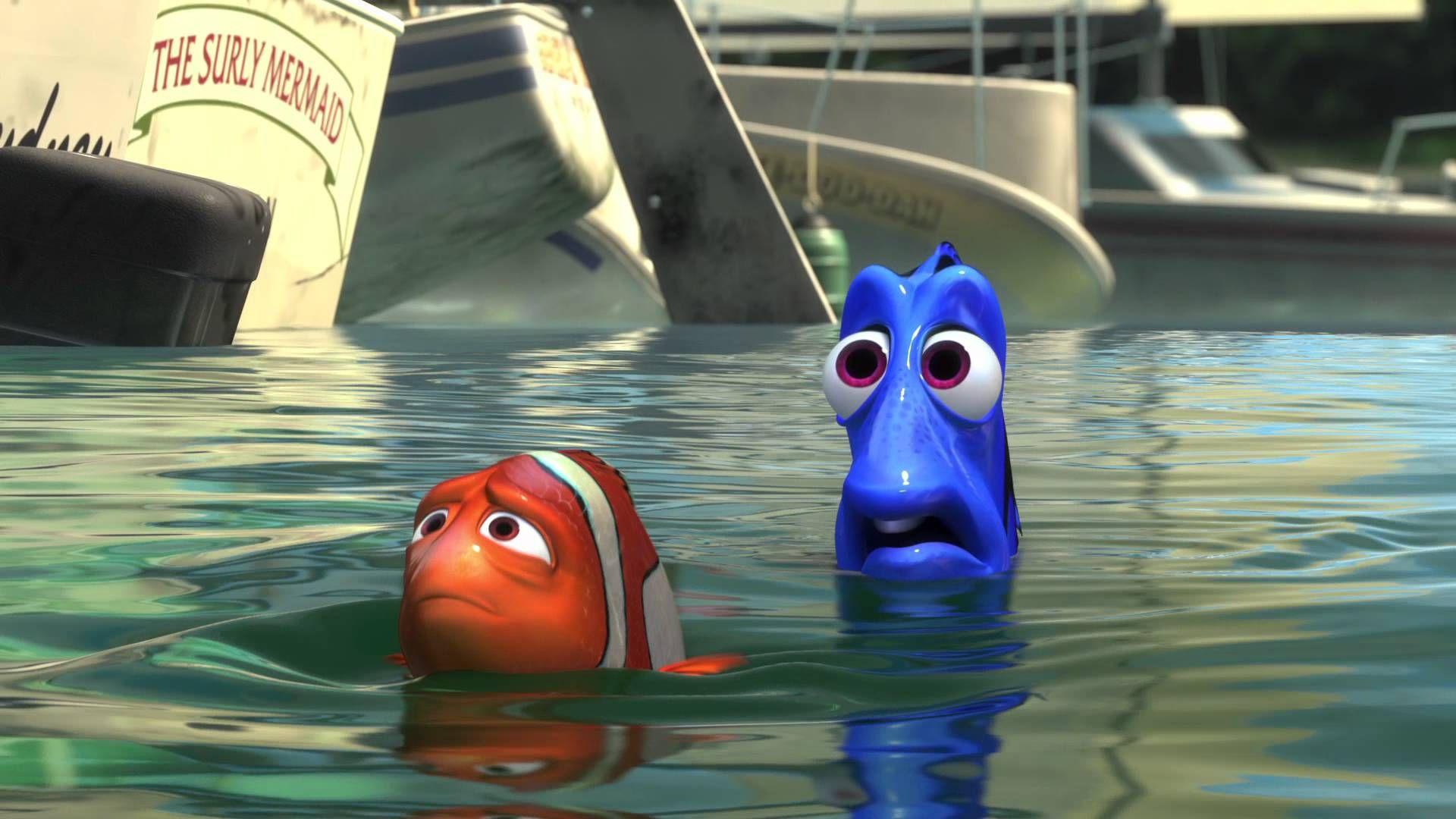 Finding Nemo Trailer In Spanish