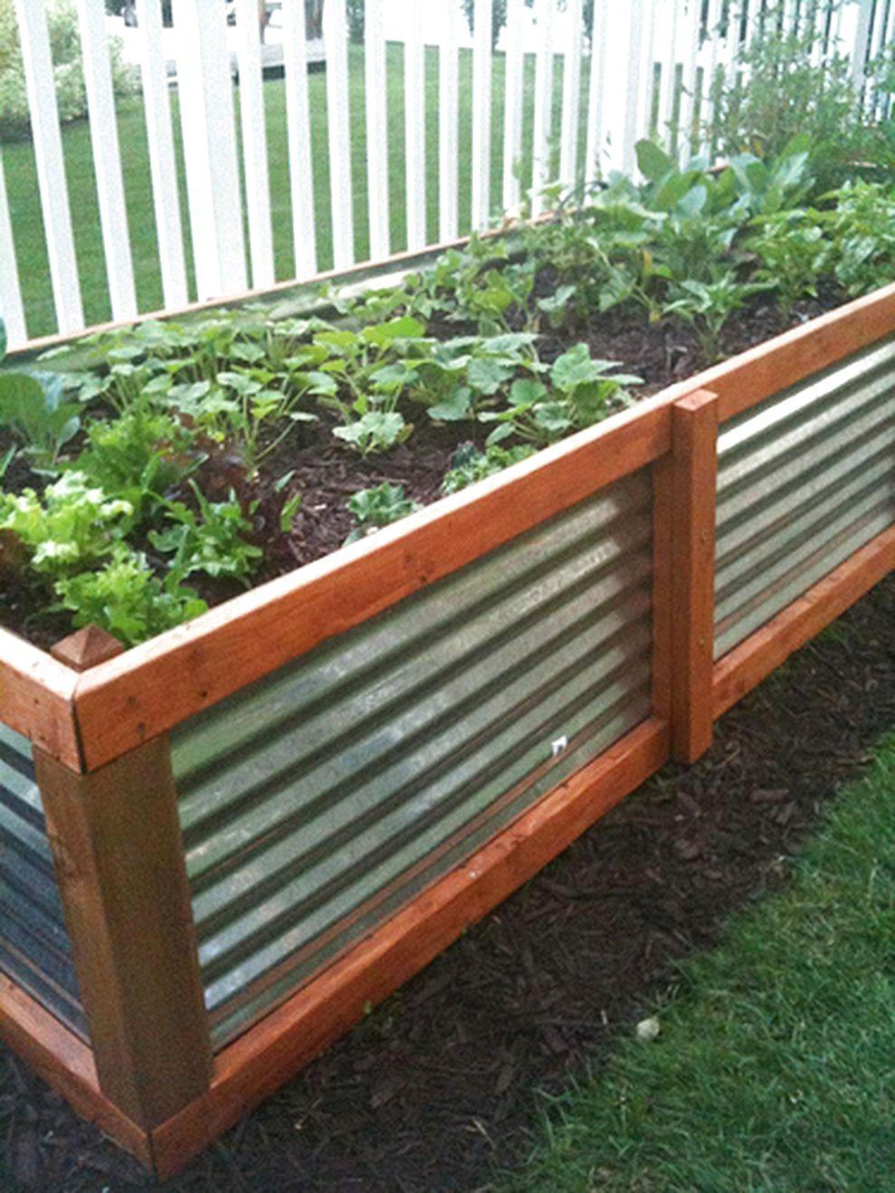 56 Very Beautiful Backyard Vegetable Garden Designs Ideas