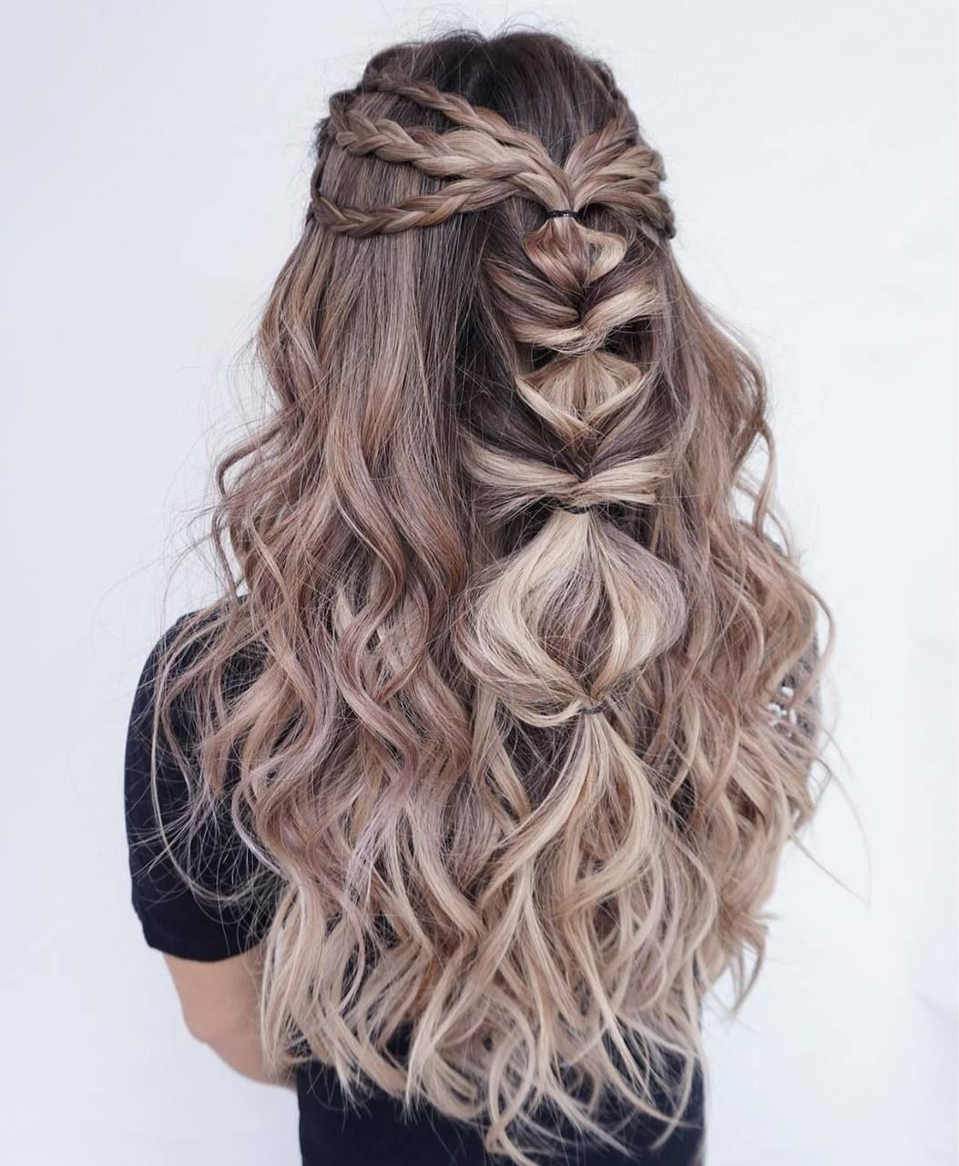 The most beautiful hairstyle in the world: overview, features and interesting ideas 98