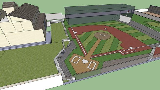 Pin by Jim Zalewski on 3DWarehouse | Wiffle ball, Baseball ...