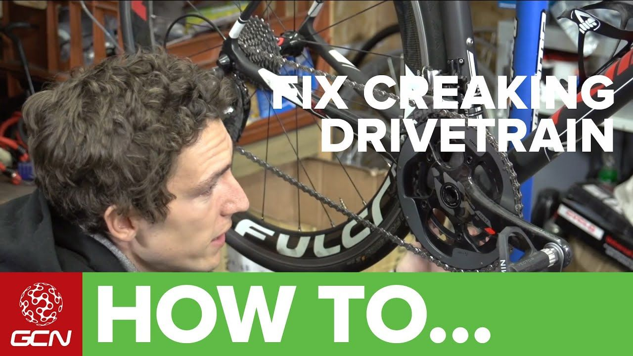 How To Fix A Creaking Bottom Bracket Or Cranks Global Cycling