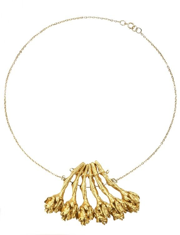 Floating Sparks Necklace by: Alighieri
