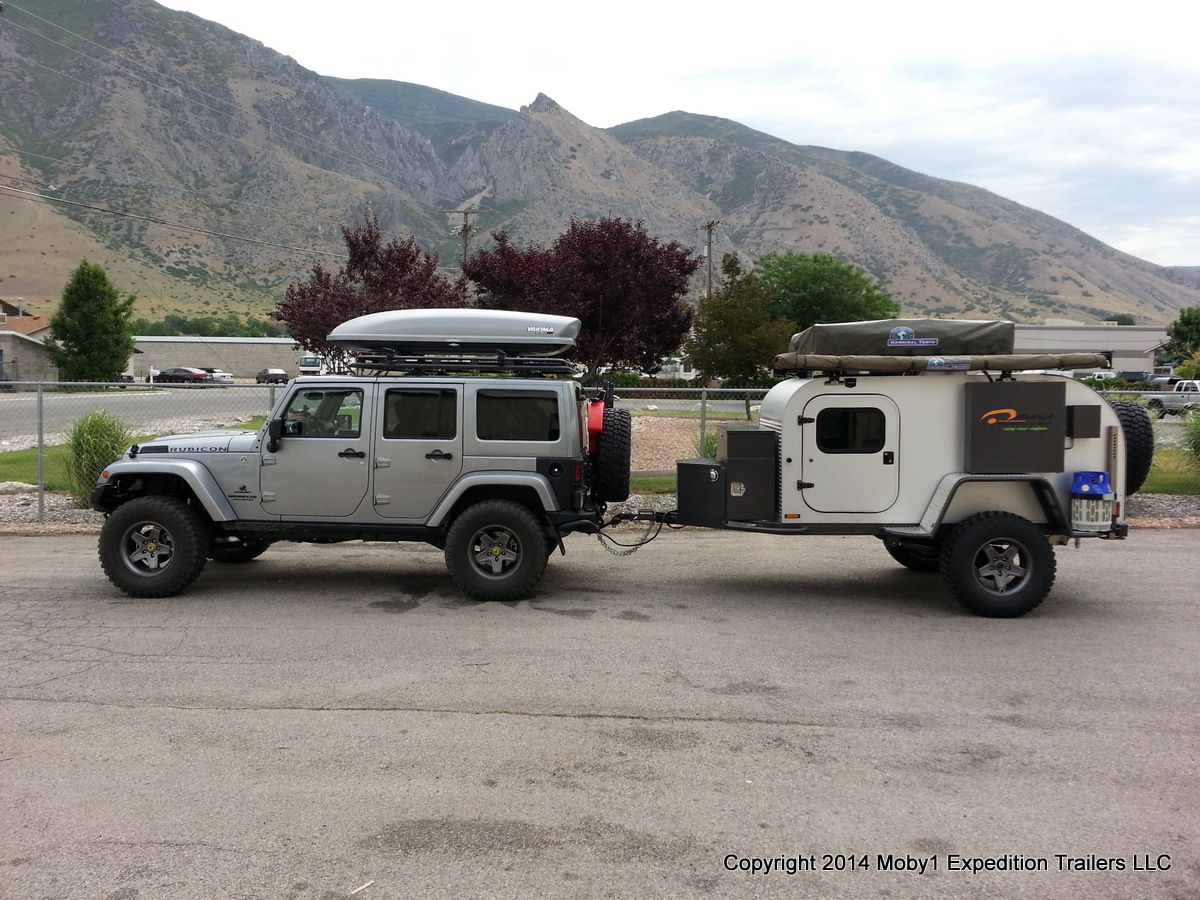 moby xtr off road trailer available as a 5x9 with a queen mattress full galley roof top tent. Black Bedroom Furniture Sets. Home Design Ideas