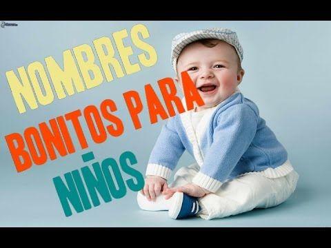 Mira Nombres Para Niños Modernos Para Varones Bebes Pinterest
