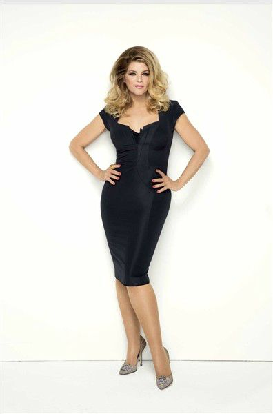 Kirstie Alley loses 50 pounds on Jenny Craig diet | Story | Wonderwall