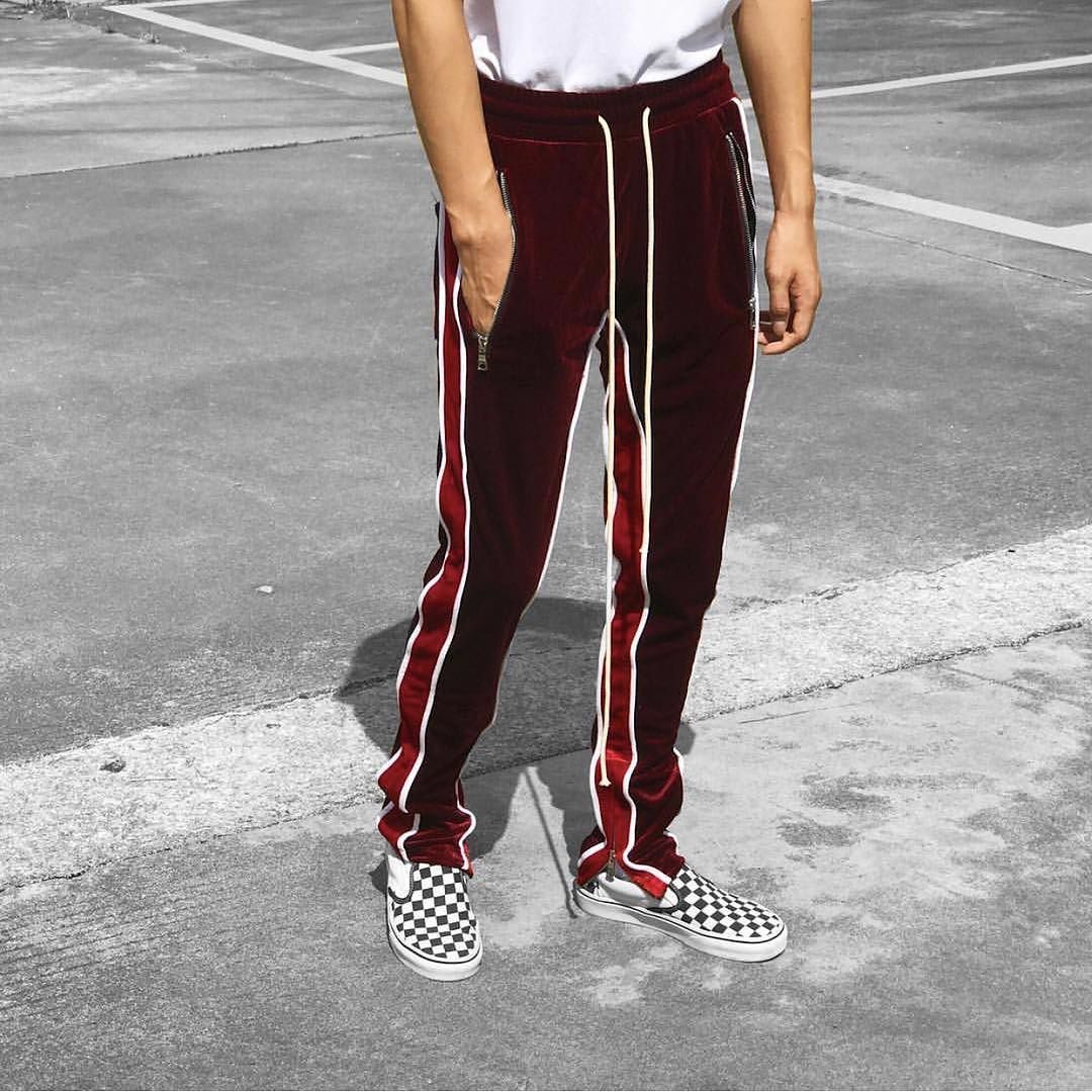 Track Pants 60 colors available. Choose your best outfits from @urkoolwear. High quality best style and best price. order at www.urkoolwear.com worldwide shipping. Low Shipping fee.