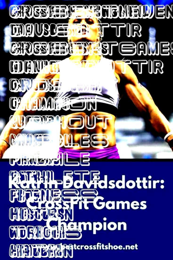 #crossfitnewengland #davíðsdóttir #crossfitgames #winnerkatrín #davidsdottir #ultimate #crossfit #ch...