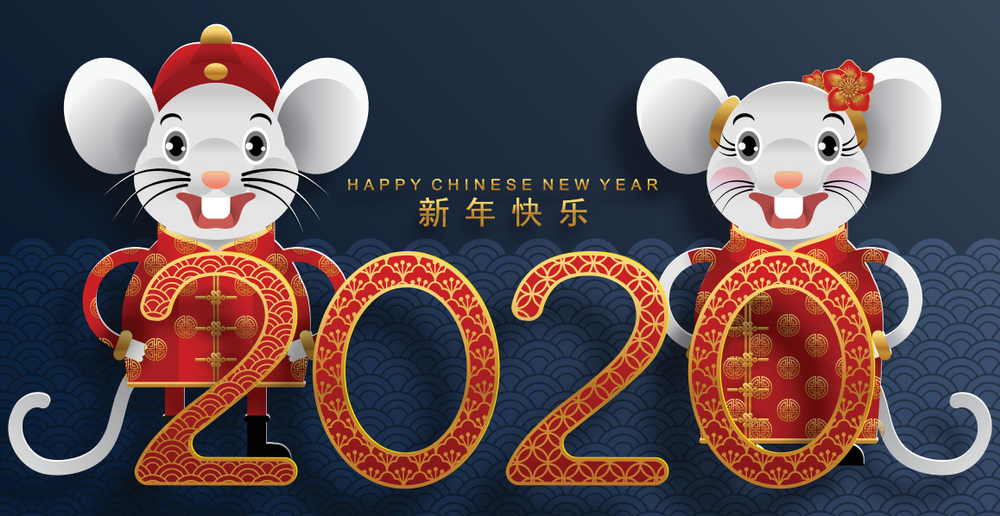 Pin on Chinese new year 2020