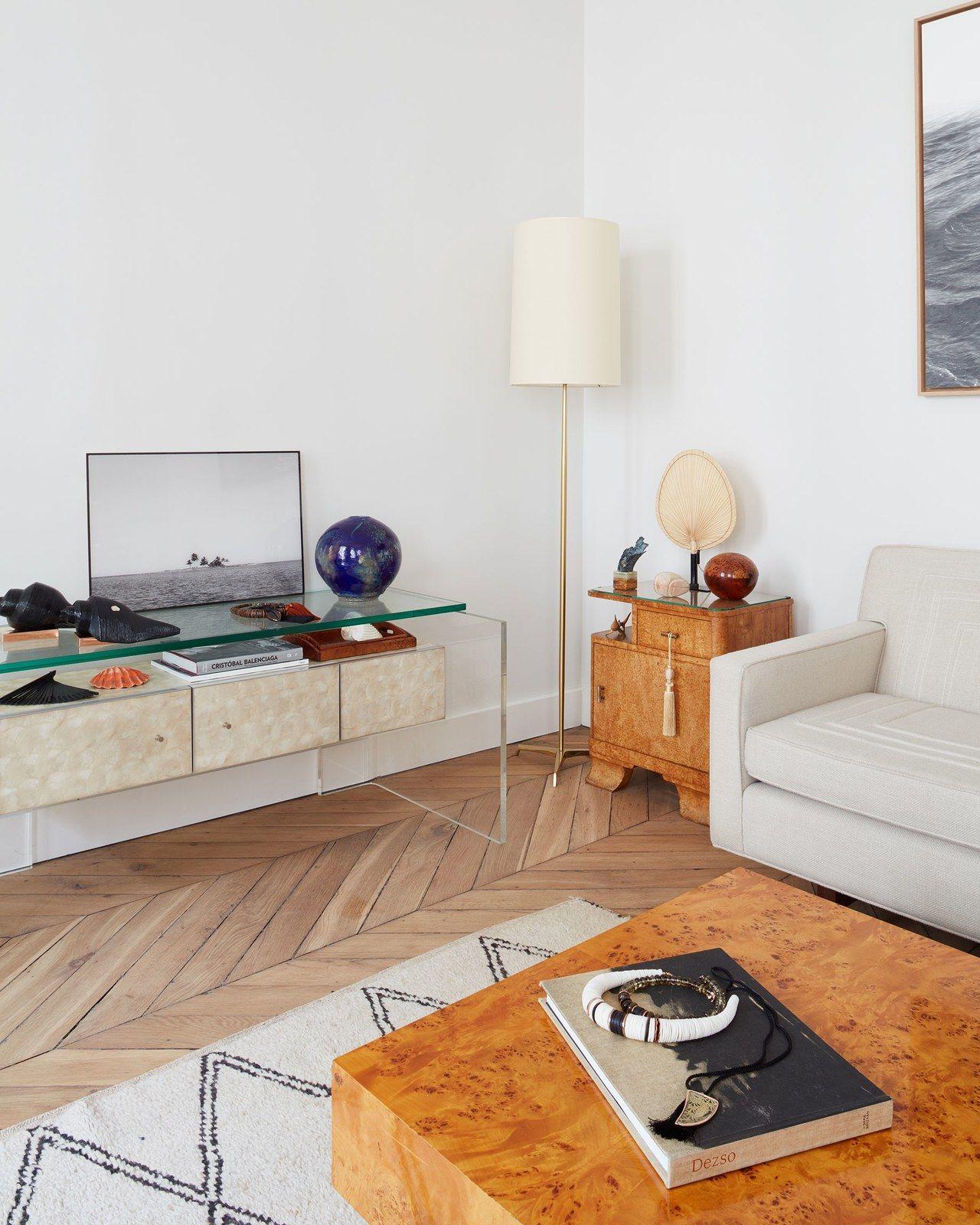 A Little Paris Apartment Teaches Us 4 Big Design Lessons | Architectural Digest