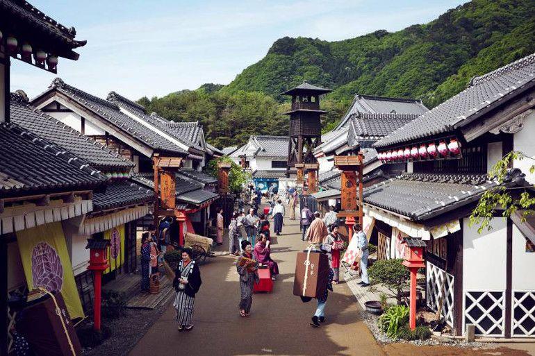 Edo Wonderland Nikko Edomura ~ Japan Times