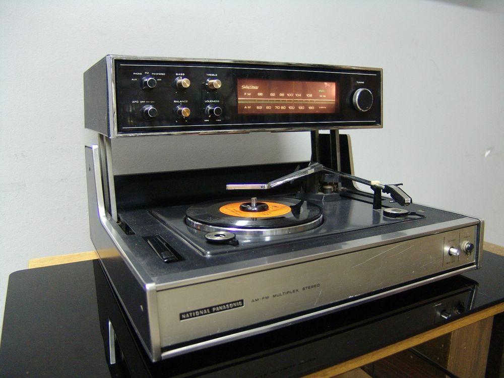 National Panasonic Stereo Hifi