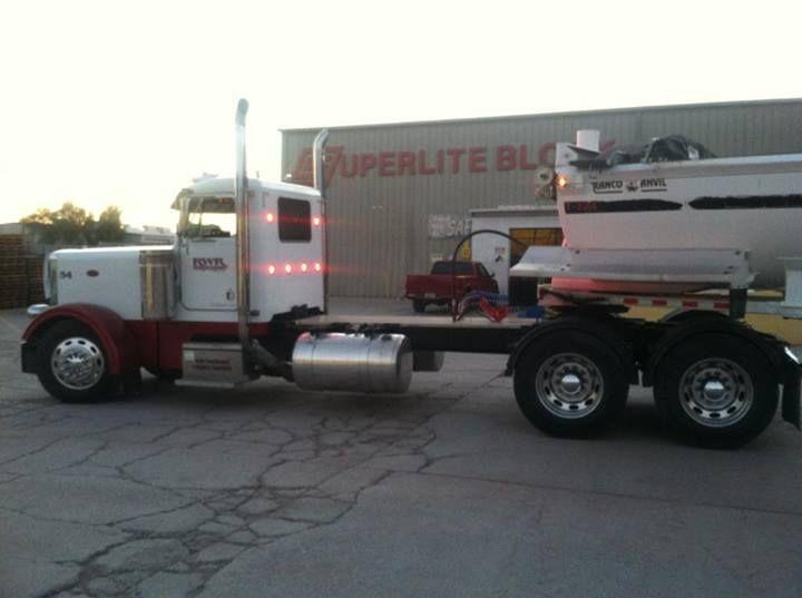 Pickett Custom Trucks Ryan S New Bumper Headlights And Deck Plate Big Trucks Cool Trucks Trucks