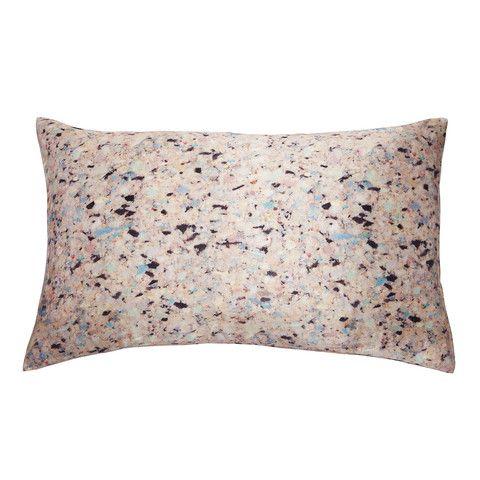Faded Silk Pillowcase