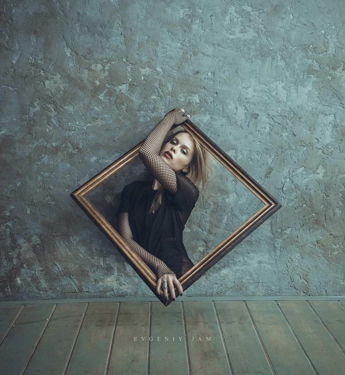 Beauty Portraits by Evgeniy Jam #inspiration #photography