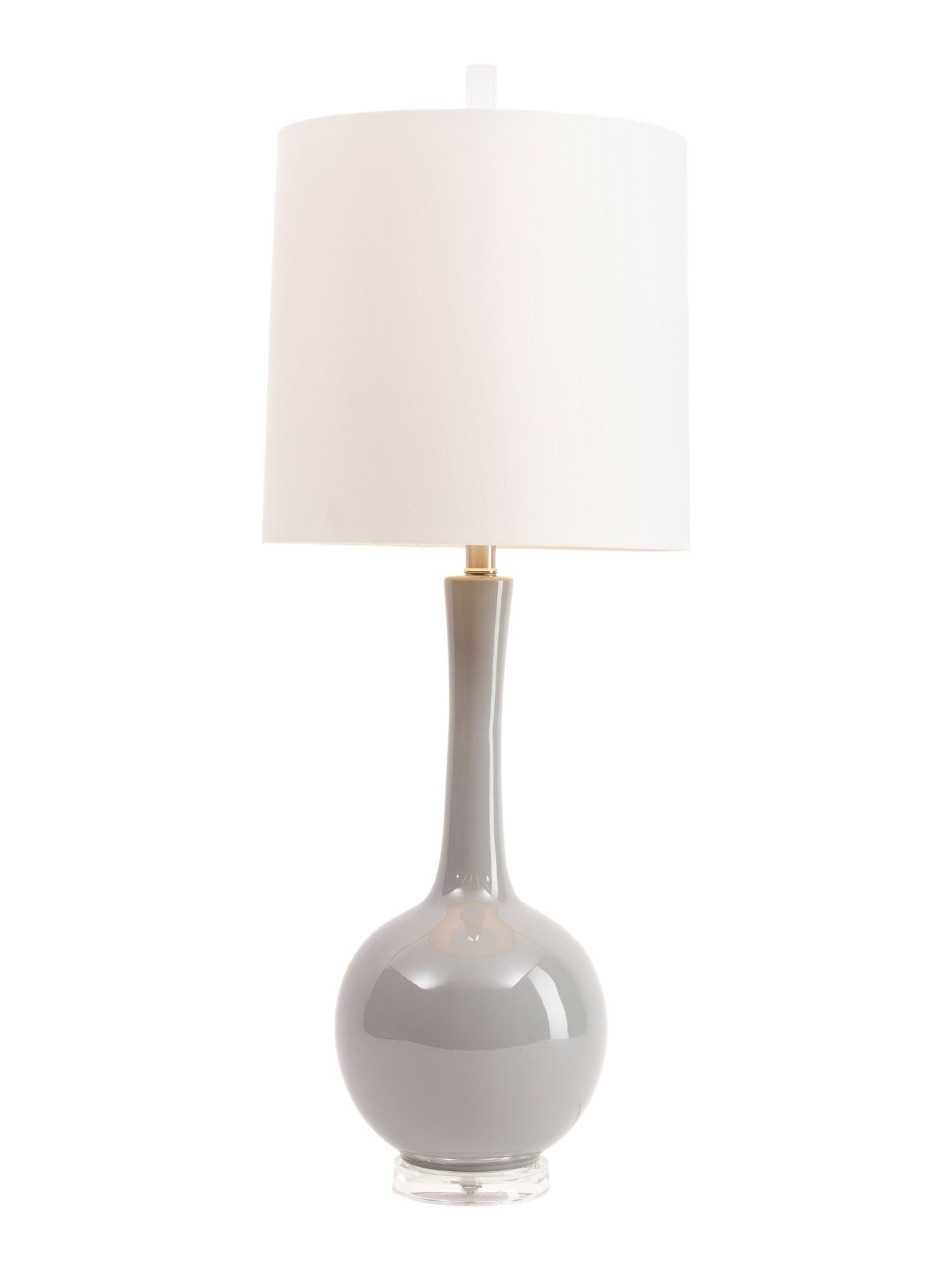Modern Tall Table Lamp With Images Tall Table Lamps Table