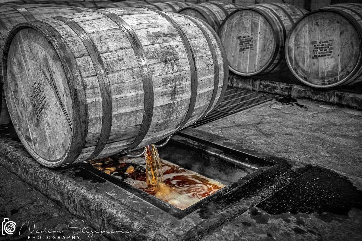 Custom Various Size Whiskey Photo and Canvas Wall Decor Bourbon Barrel Batching Fine Art Wall Print