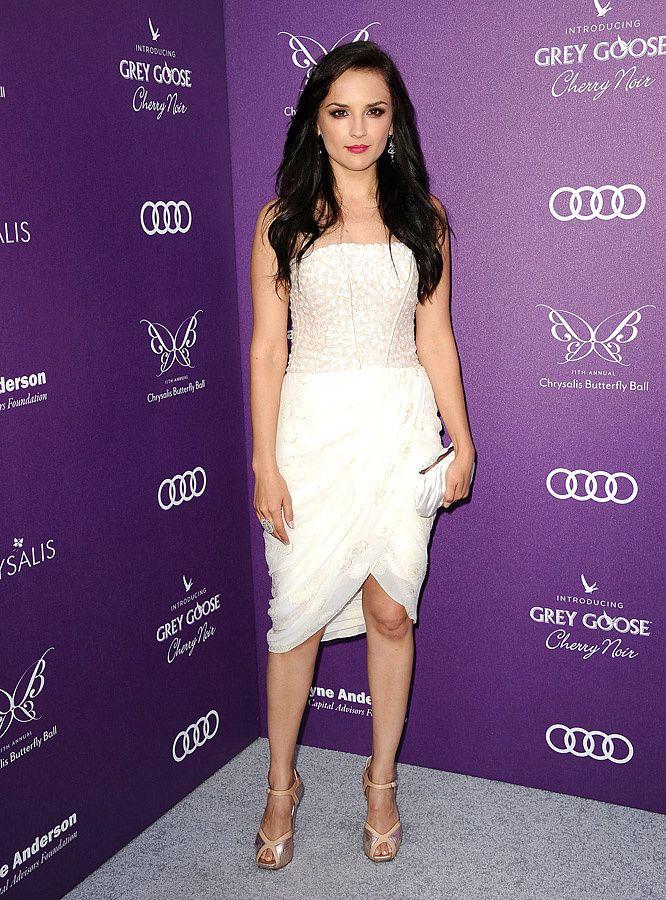 El vestido blanco es la prenda clave entre las celebridades ...