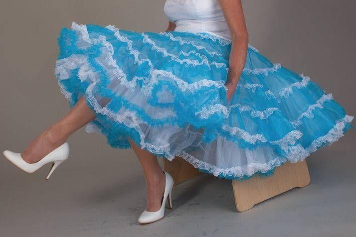den petticoat romantic lady 4 lagen bis 65 cm jetzt kaufen
