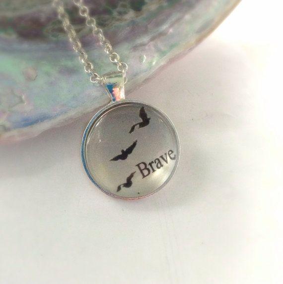 divergent bird tattoo necklace - 570×573