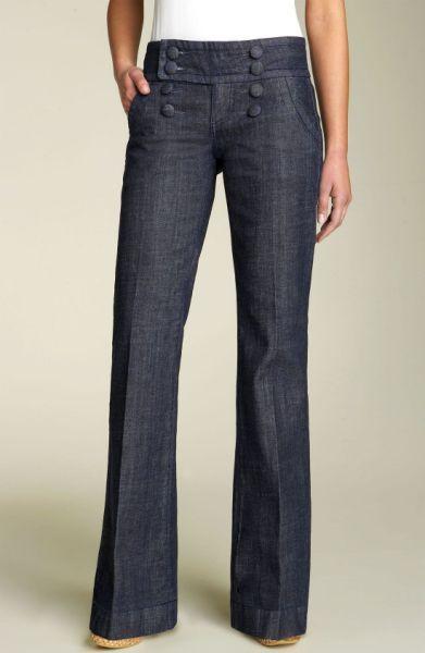 Main Image  KUT Stretch Sailor Jeans is part of Sailor jean -