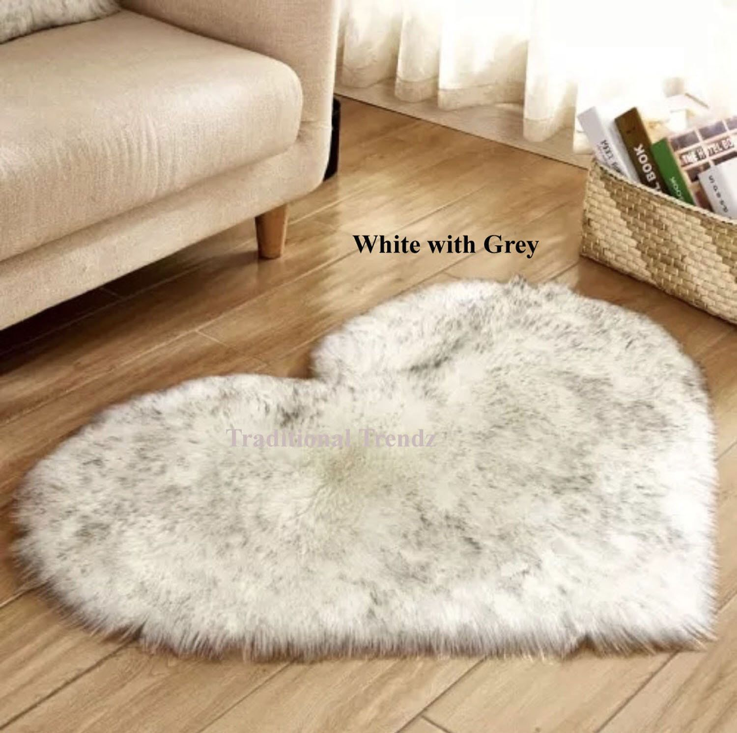 Pin On Fur #soft #area #rug #for #living #room