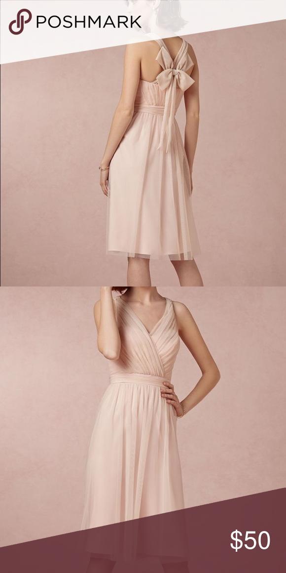 Tansy bridesmaid dress from BHLDN slight flaw | Vestidos de novia ...