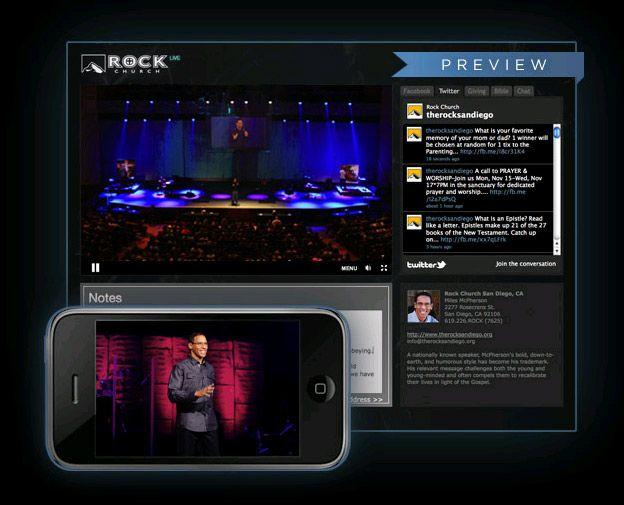 Rock Live - The Rock Church