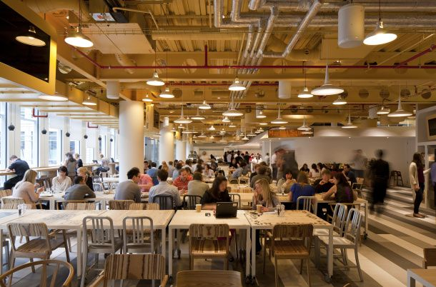 Google office cafeteria Lunch Google Central Saint Giles Hq By Penson Tags Workspace Office Canteen Lunch Commercial Interior Design Pinterest Google Central Saint Giles Hq By Penson Tags Workspace Office