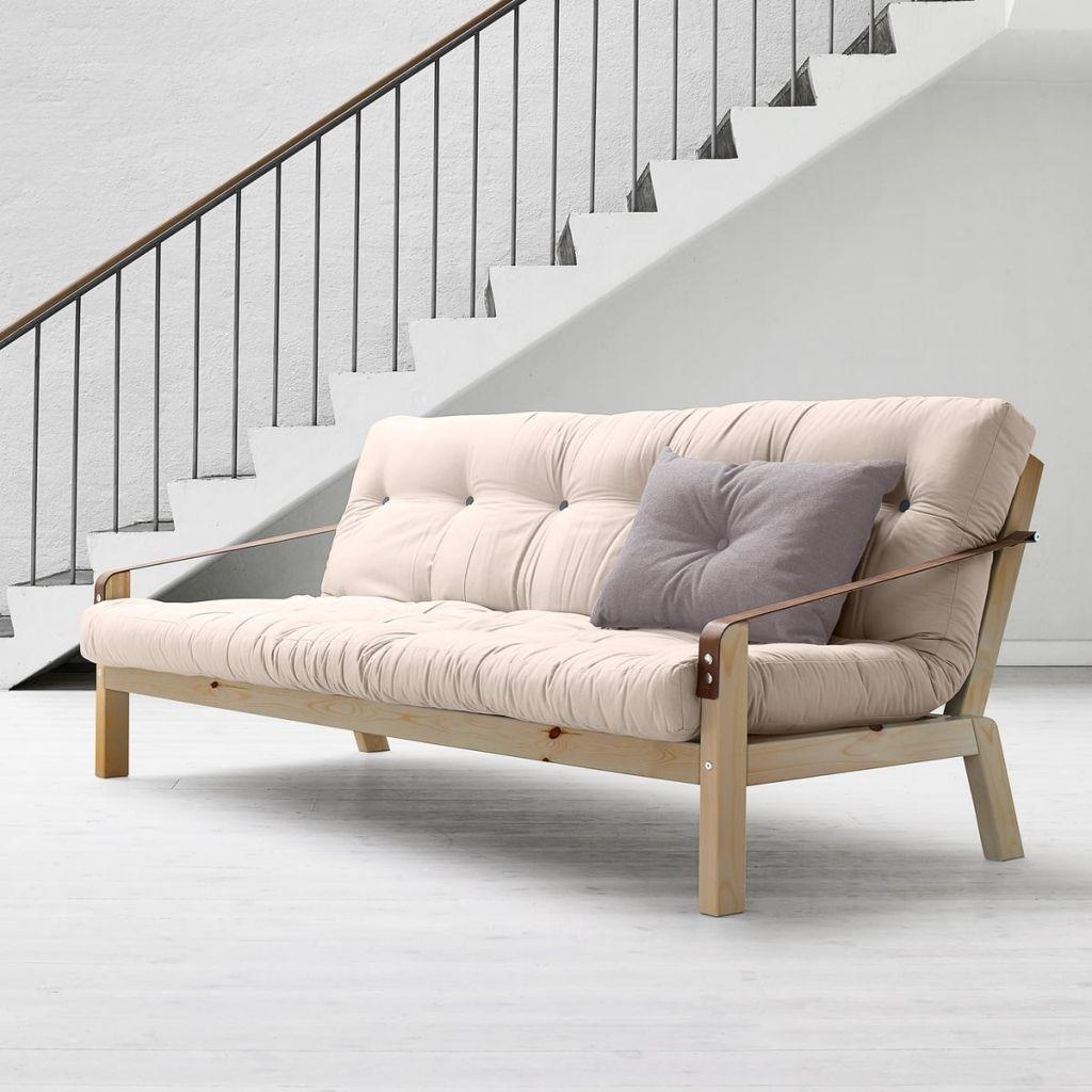 Futon Schlafsofa Loui 2 Sitzer Ausklappbar In 2019 Buy Sofa