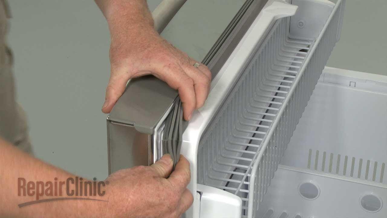 Freezer Door Gasket Replacement Part Mds38201406 Lg Refrigerator Re Cooktop Repair Air Conditioner Repair Washing Machine Repair