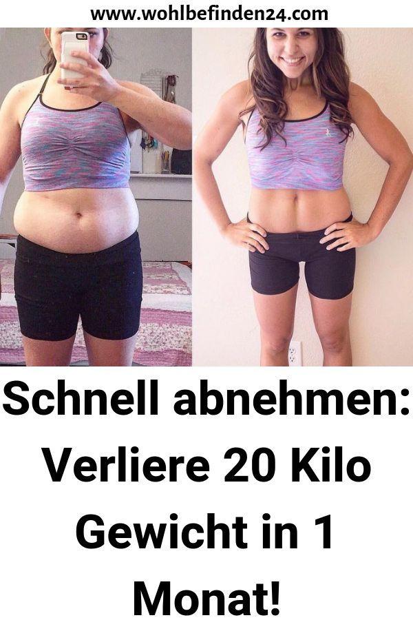 Diät zum Abnehmen in einem Monat 10 kg Umsatz