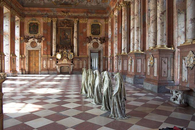 Guardians of Time at Versailles-images via Manfred portfolio read more http://irene-turner.com/2013/10/time-guards-by-manfred-kielnhofer/