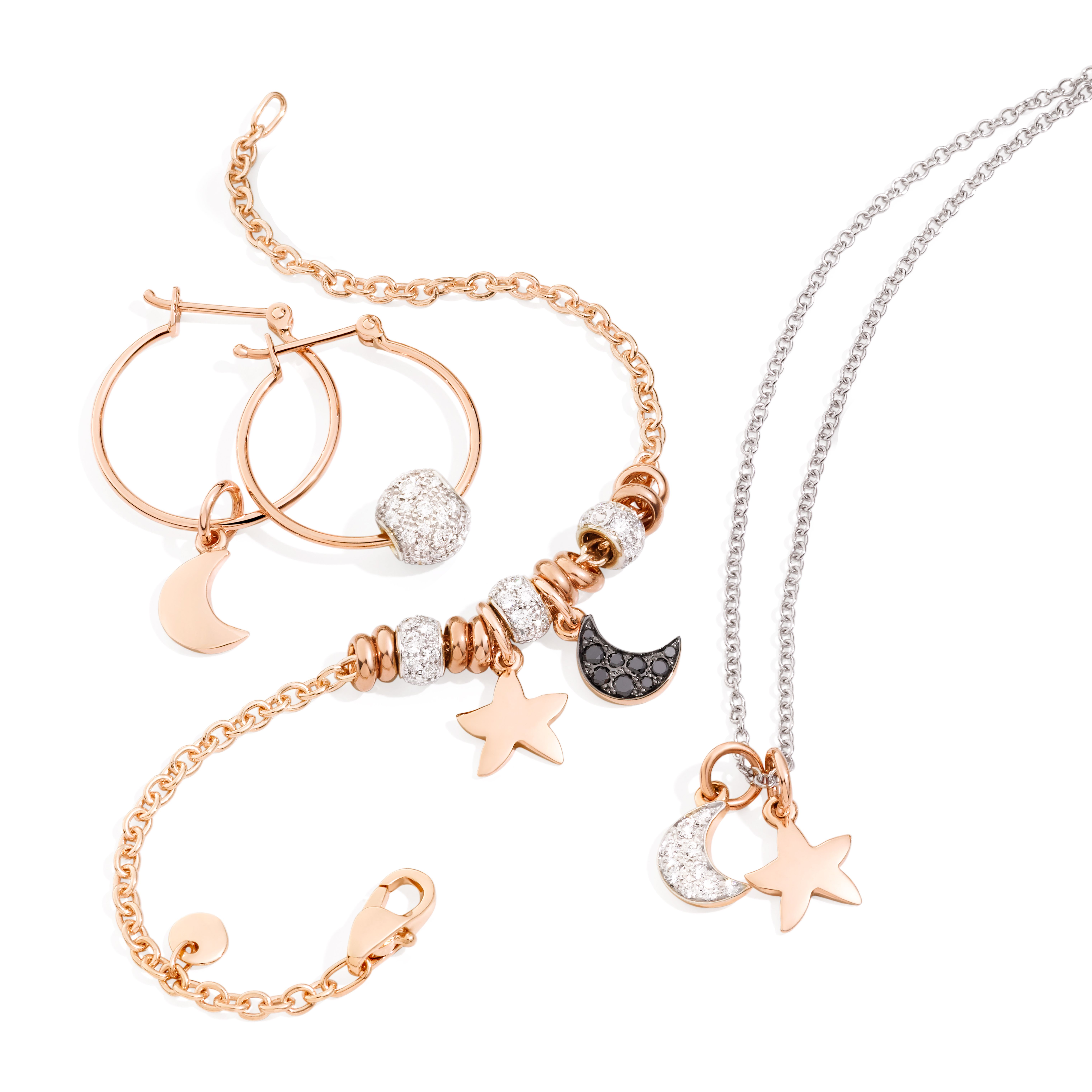 Stars and Moons for a dreamy autumn with Dodo. Choose how to combine them  and carry them with you. Always. fa2476722a