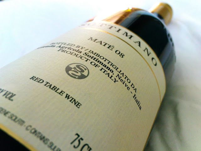 today is National Drink Wine Day - get your hands on Sottimano 'Mate' a dry, still brachetto with an incredible floral bouquet