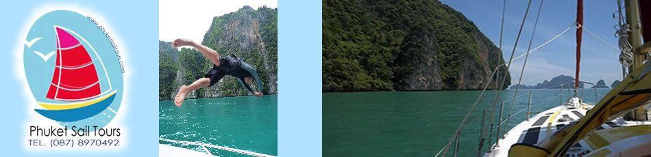 Welcome to Phuket Sail Tours! Chartered and Day Tours through Phang Nga Bay.