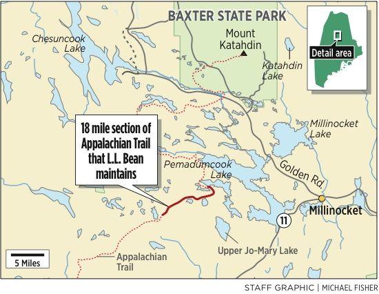 Appalachian Trail | Keeping the Appalachian Trail spiffy
