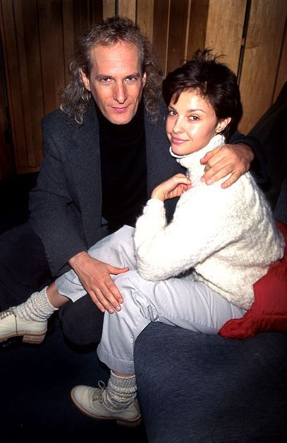 Ashley Judd & Michael Bolton - Totally mismatch but they dated for ...