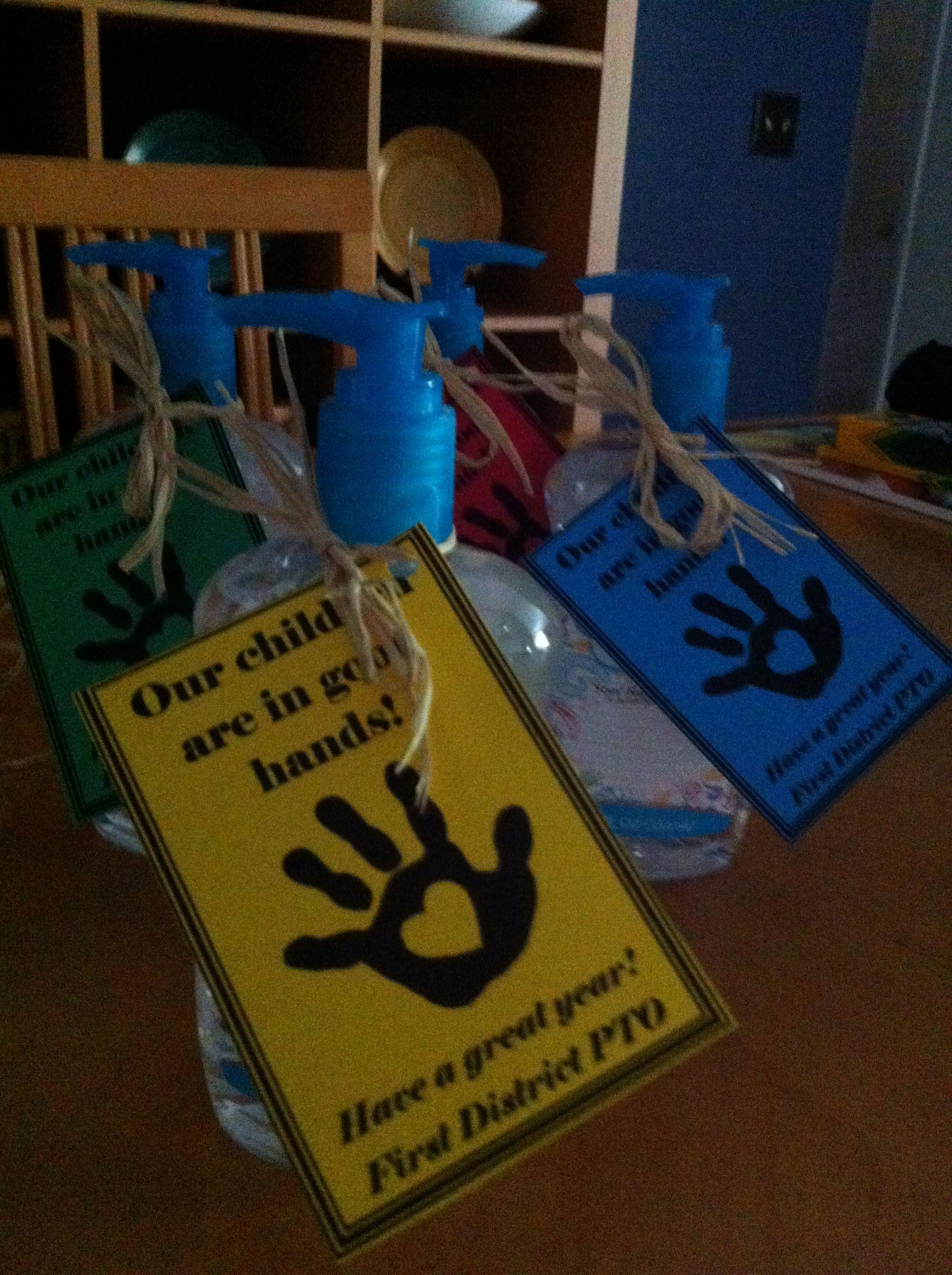 Teacher Hand Sanitizer Gifts Hand Sanitizer Gift Cheap Teacher