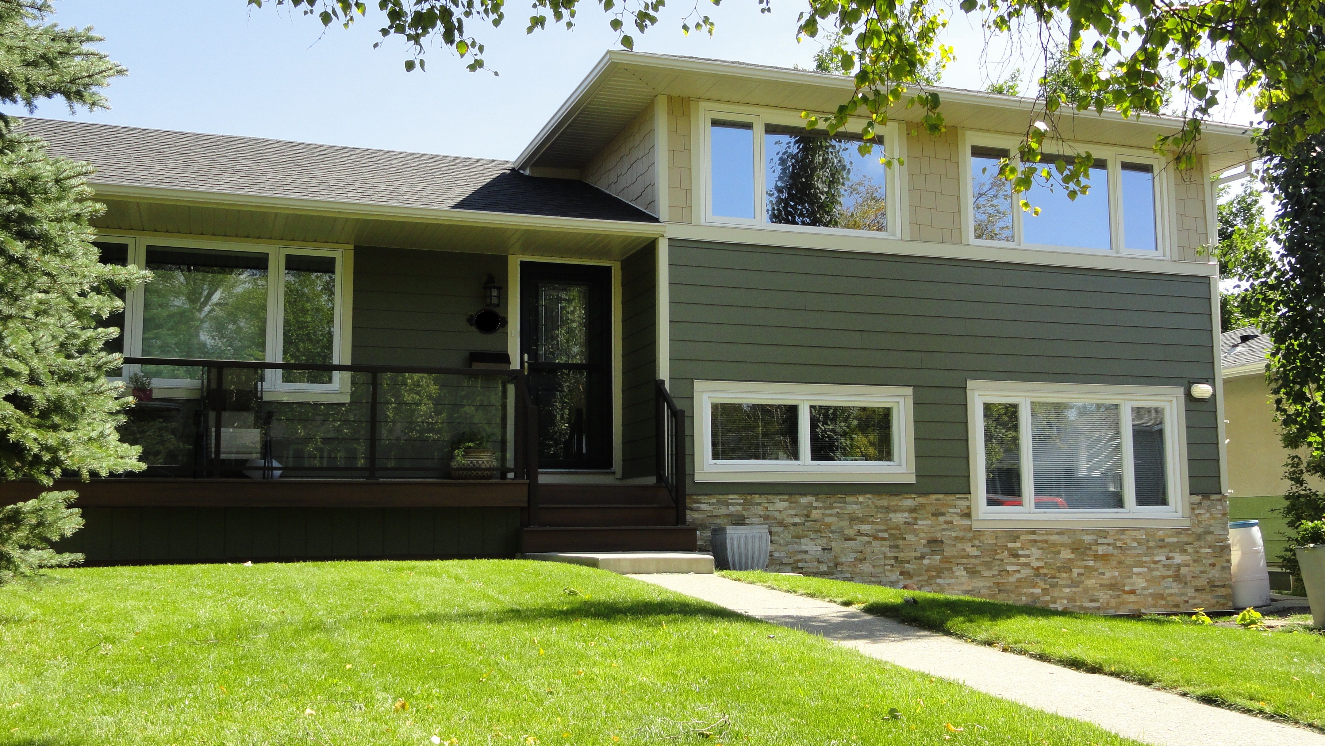 Image Result For James Hardie Frieze Board And Window Trim Windows And Patio Doors Exterior Renovation Exterior Remodel