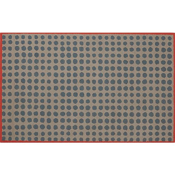 Dot Field Rug In View All New | CB2