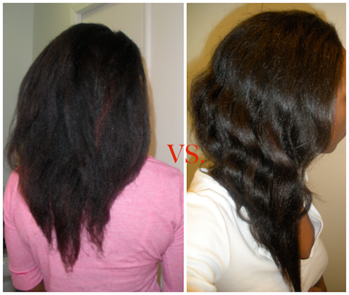 How I Flat Iron My Thick 4c Natural Hair Sleek And Straight Without Damage Natural Hair Styles Frizzy Black Hair Straightening Natural Hair